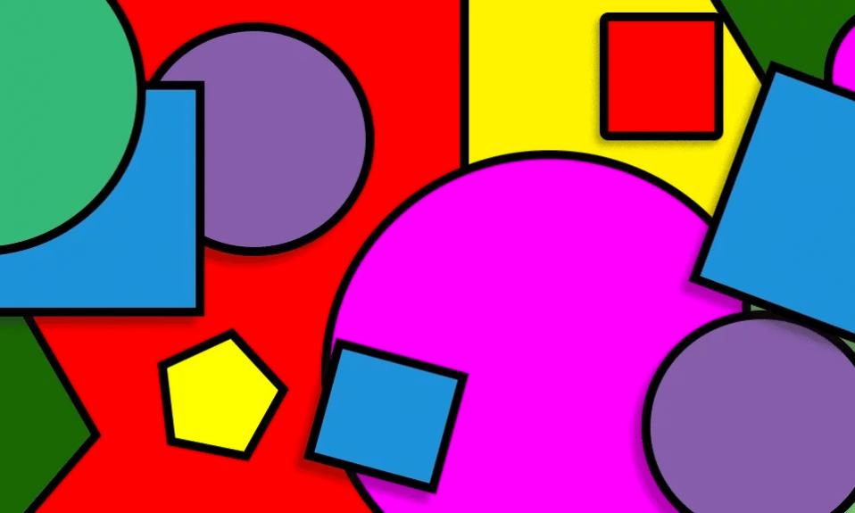 Formen des Logos