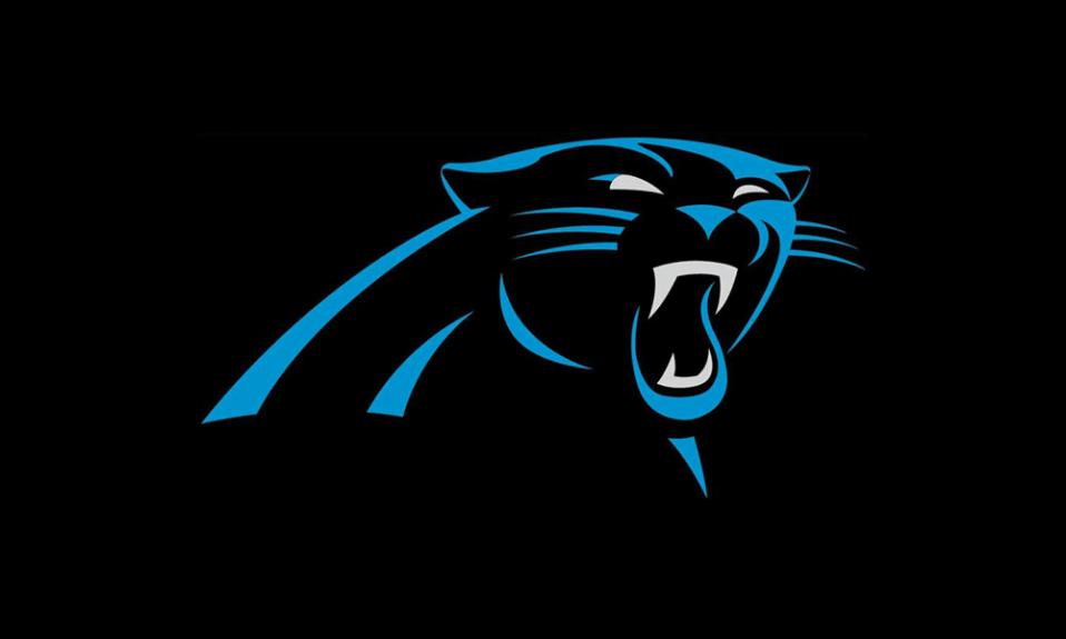 Carolina Panthers logo cover
