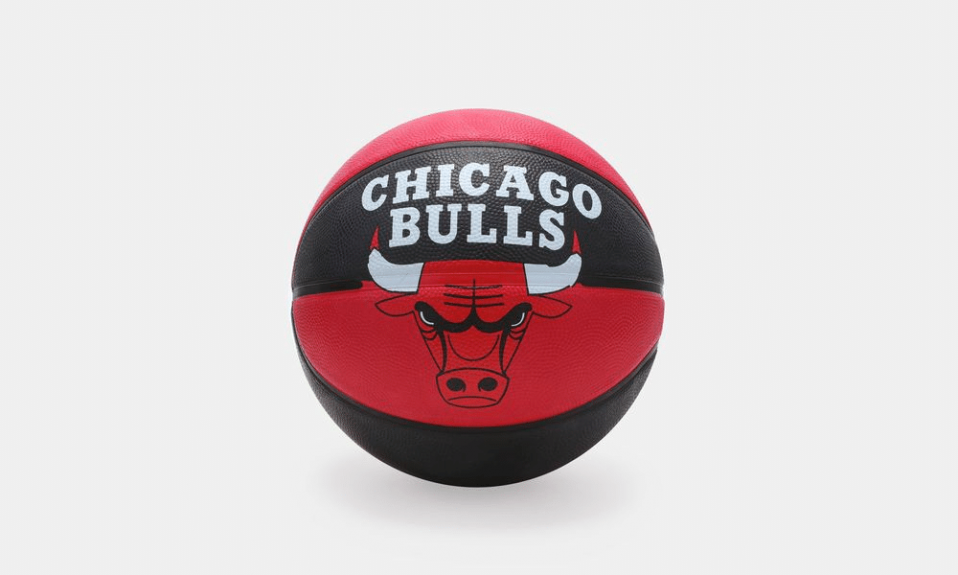 Chicago Bulls logo – ball