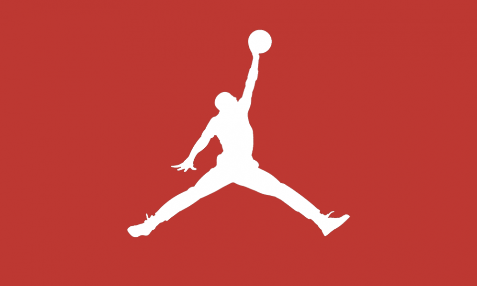 The Air Jordan Jumpman logo Cover