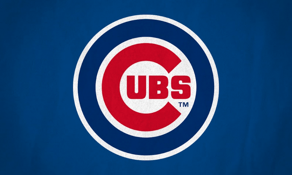 Chicago cubs logo cover