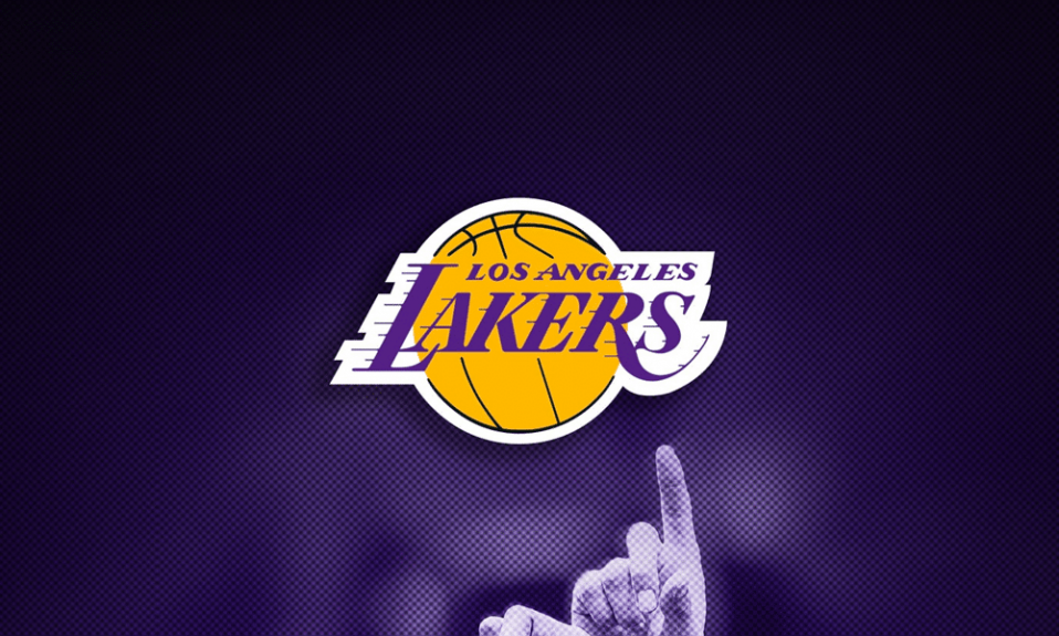 Los Angeles Lakers logo cover