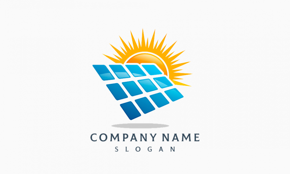 Solarenergie-Logo