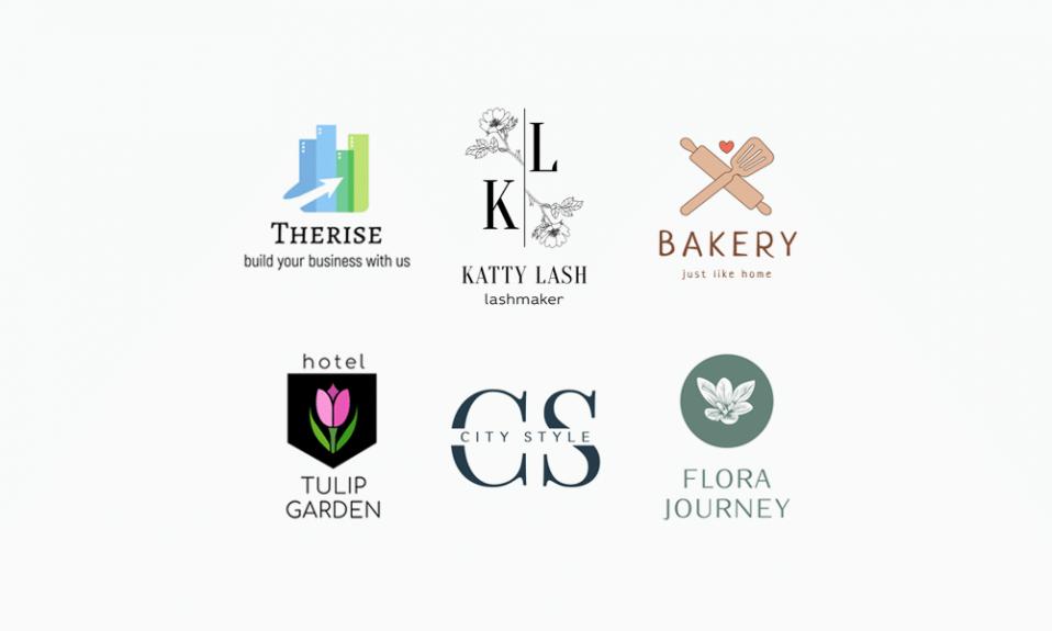 Klassische Logos