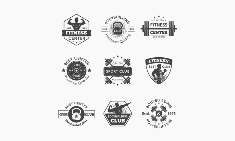Logo Fitnessstudio