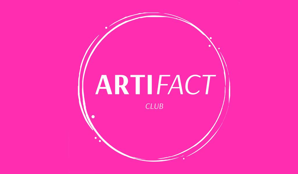 Rosa Kreis-Schönheits-Logo