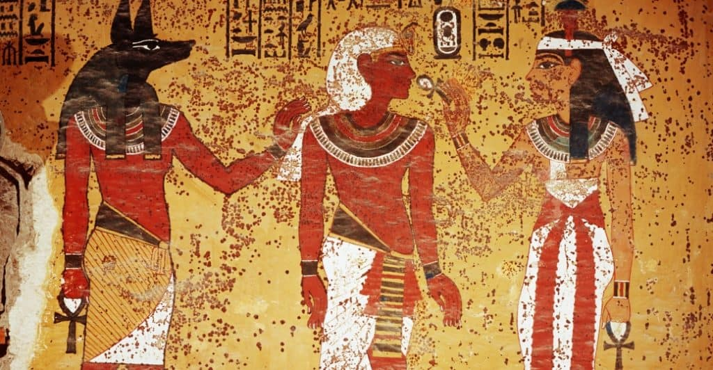 Ägyptische Zeichnungen