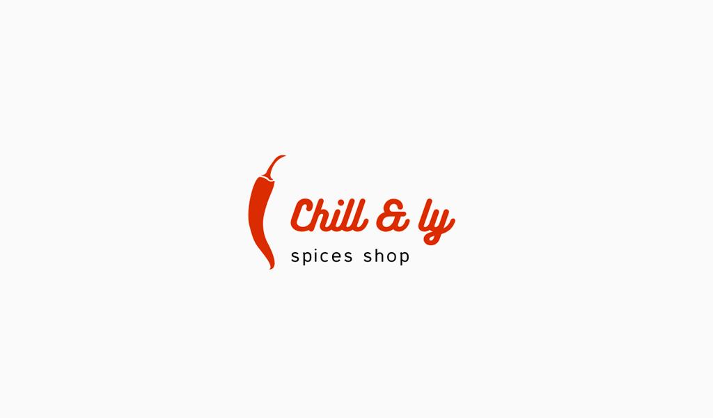 Rotes Chili-Logo