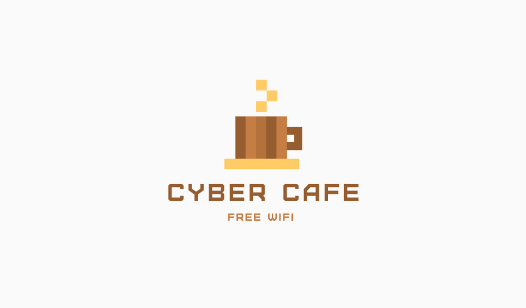 Cup-Pixel-Logo