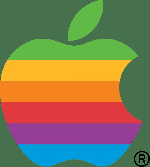 apple second logo