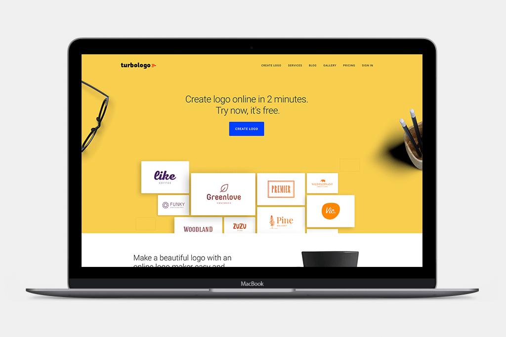 online logo maker turbologo