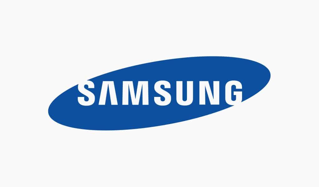 Samsung Logo 1993