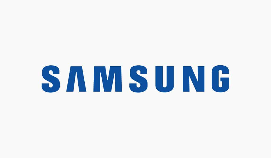 Samsung logo 2015