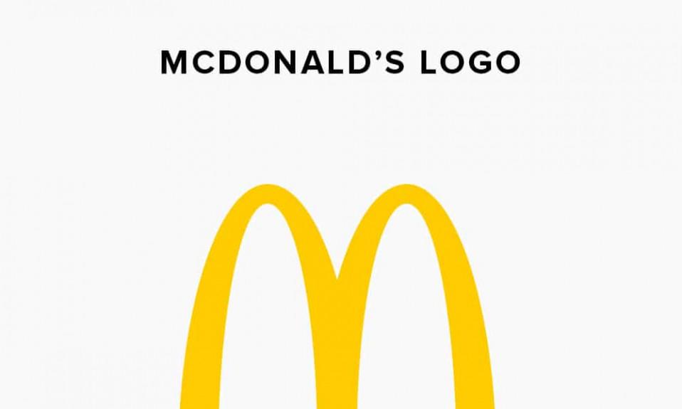 McDonald`s logo history