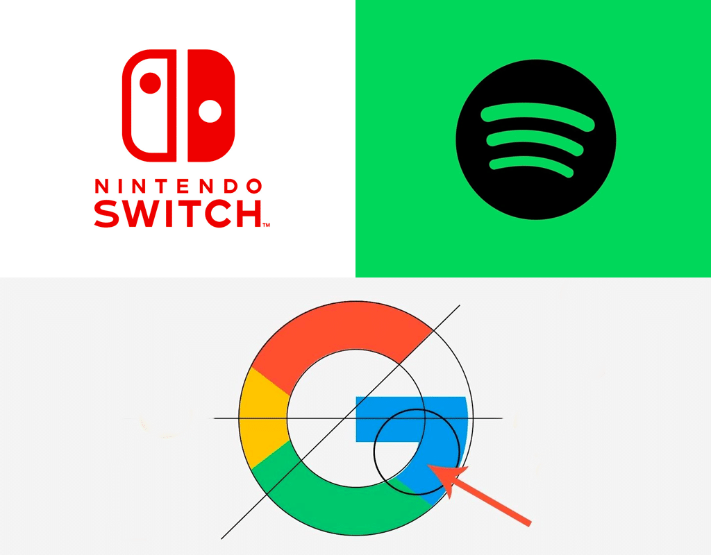 Asymmetry logos