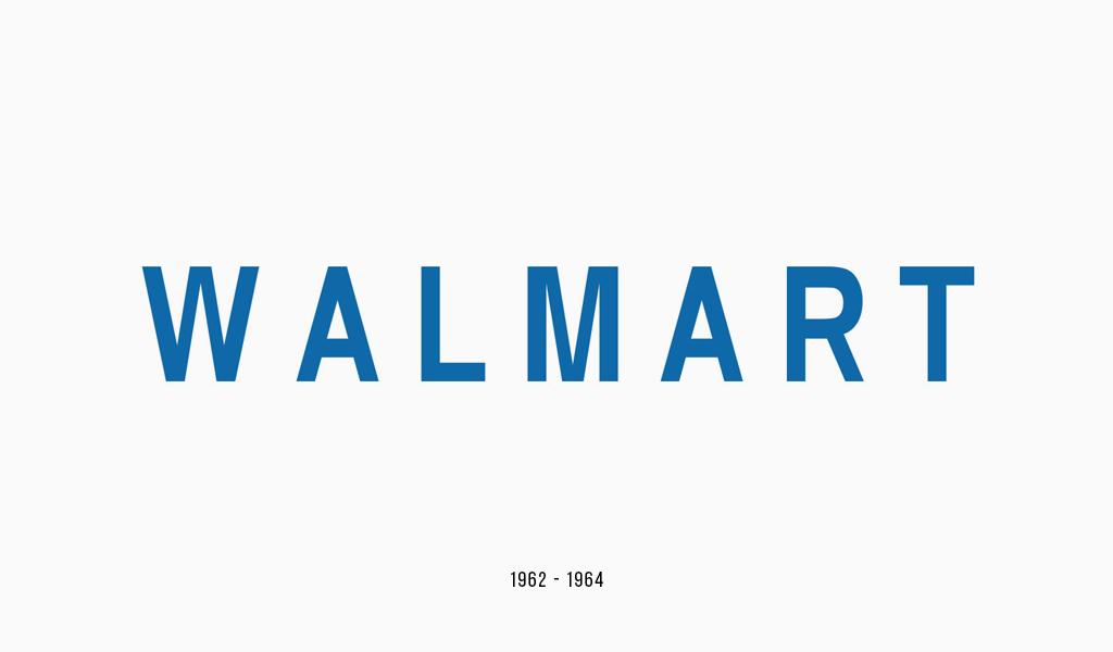 Walmart original (first) logo