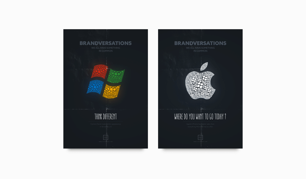 Competitors logos