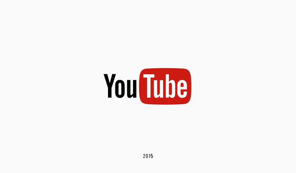 Youtube logo 2015