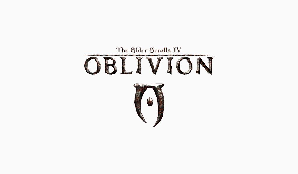 The Elder Scrolls IV logo