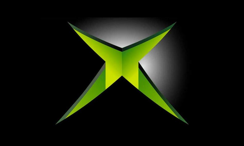 XBOX logo cover