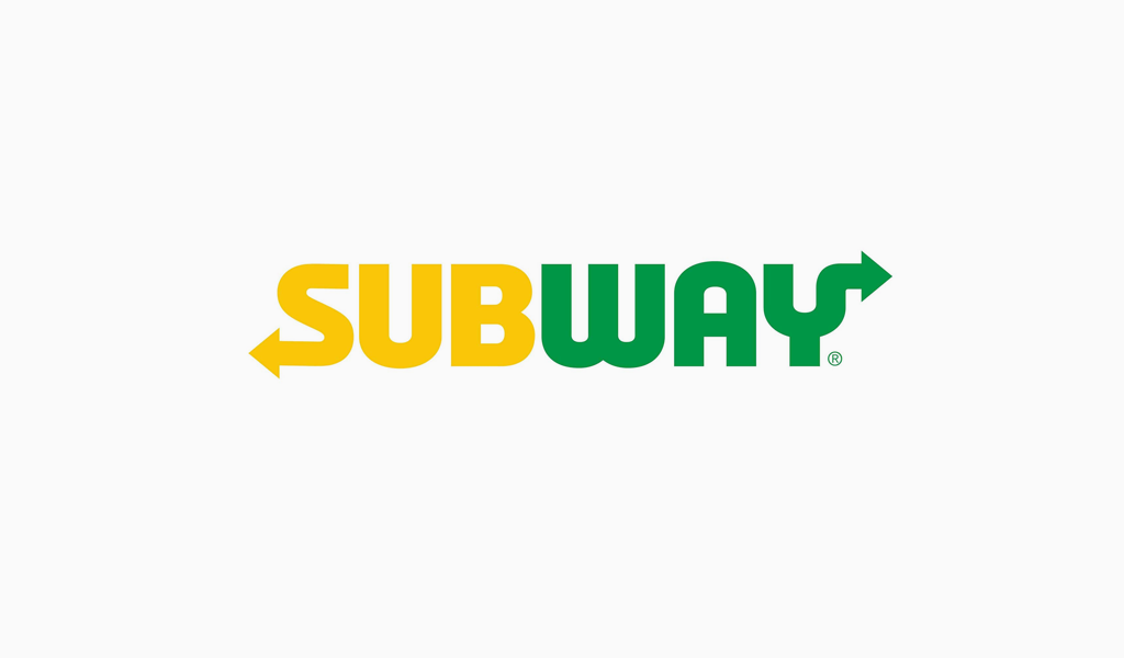 Subway actual logo