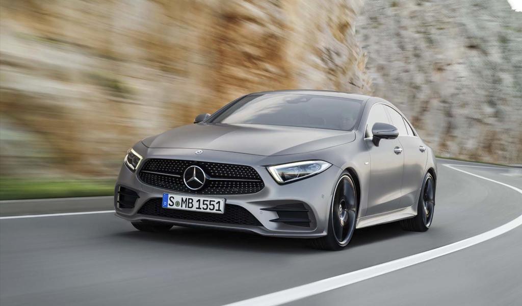 Mercedes Benz car 2020