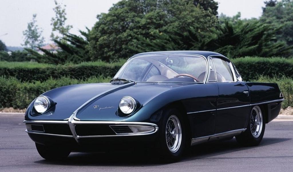 First Lamborghini car