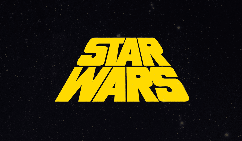 Star Wars 1977 logo