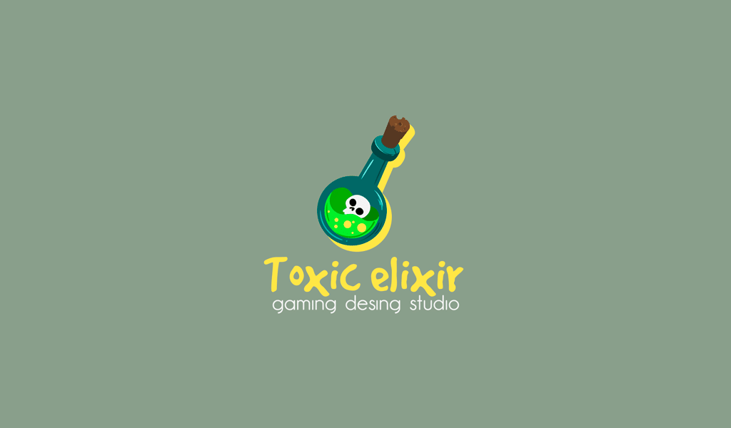 Toxic Gaming logo