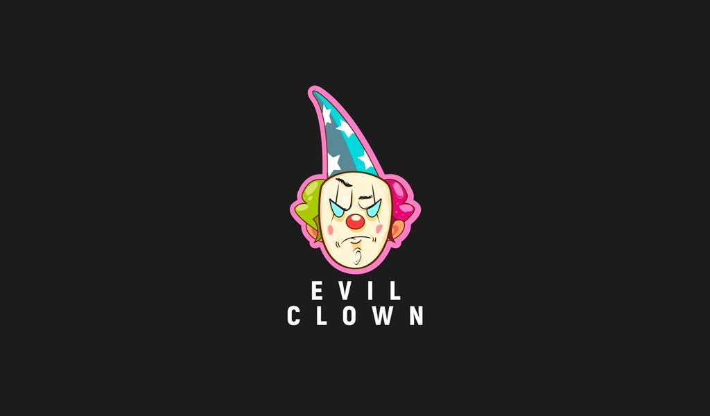 Clown Gaming logo