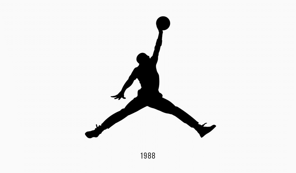 The Air Jordan Jumpman, History