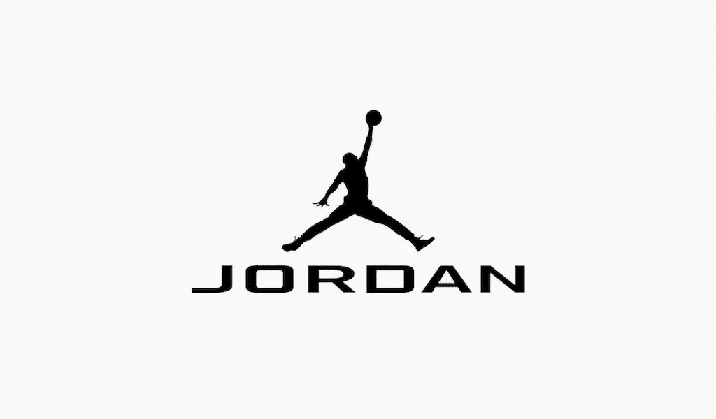 The Air Jordan Jumpman logo