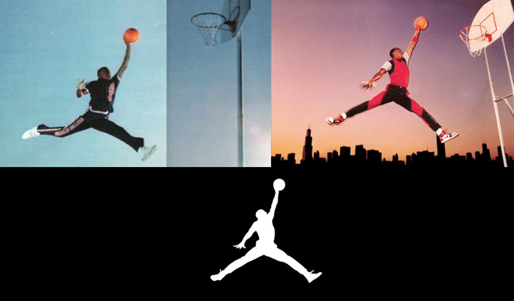 Air Jordan original logo creation