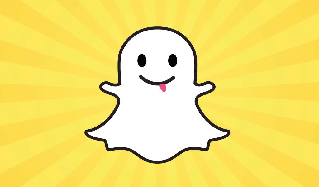 Snapchat old logo