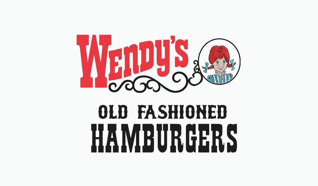 Wendy's first logo