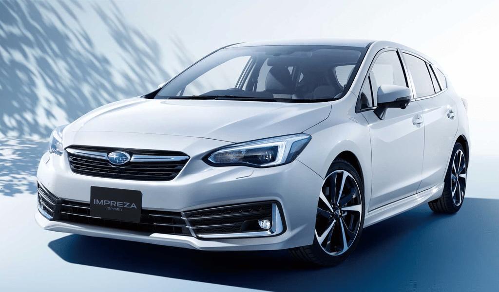 Subaru car 2020