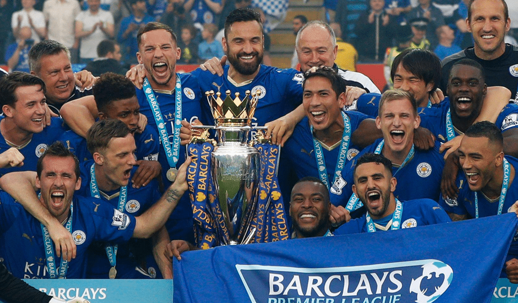 Premier League history photo