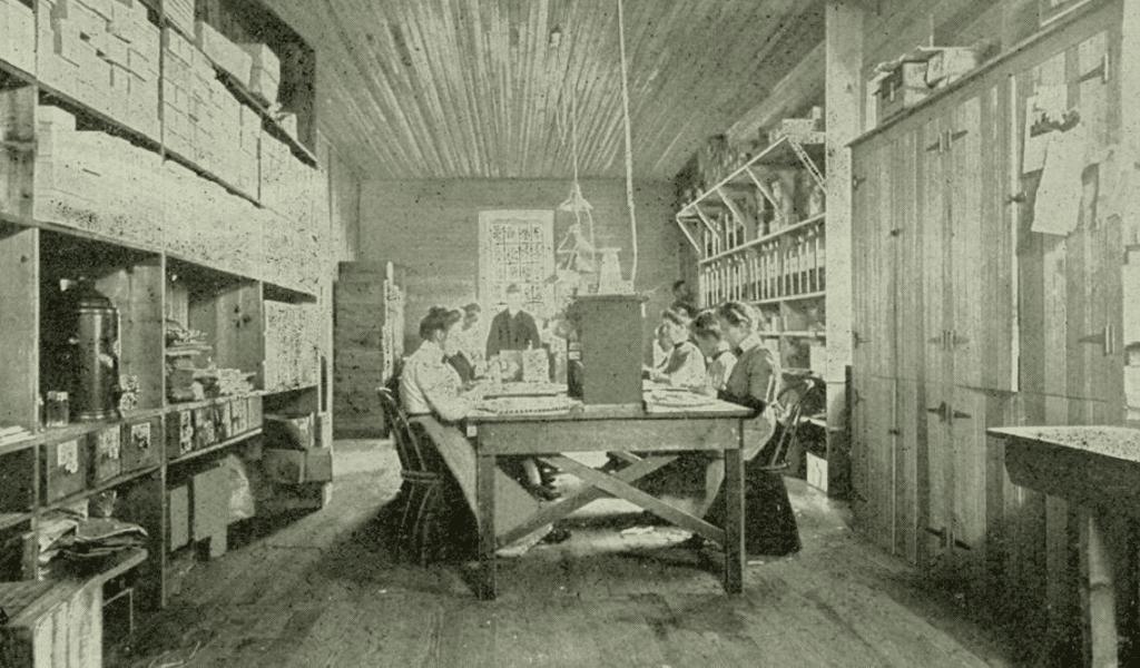 Avon company history