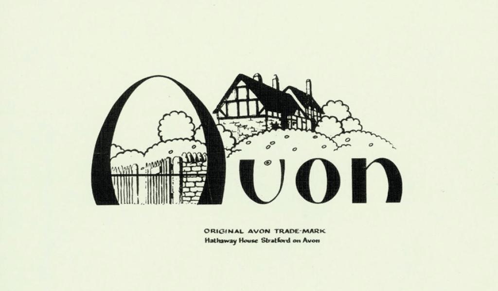Original Avon trademark