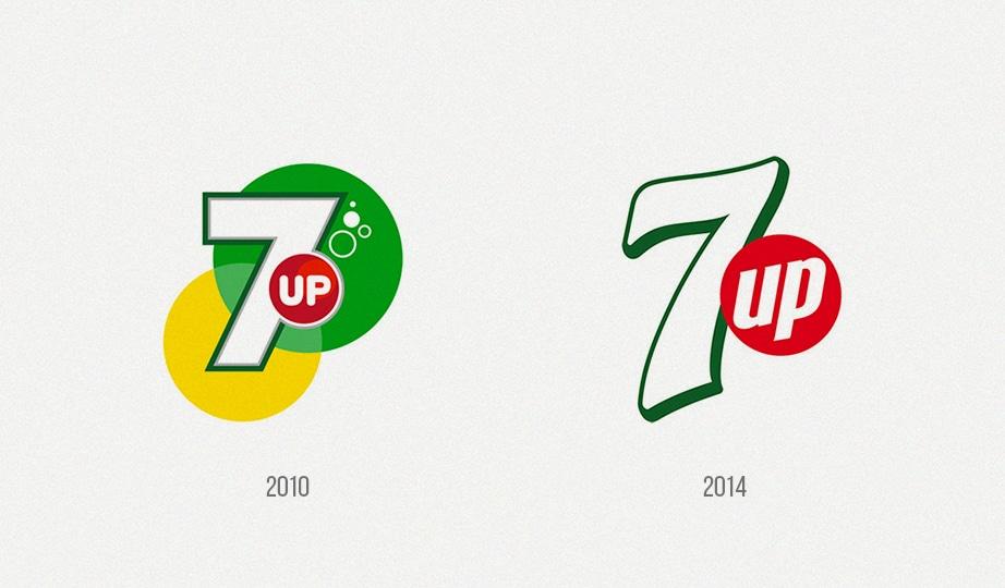 7up rebranding