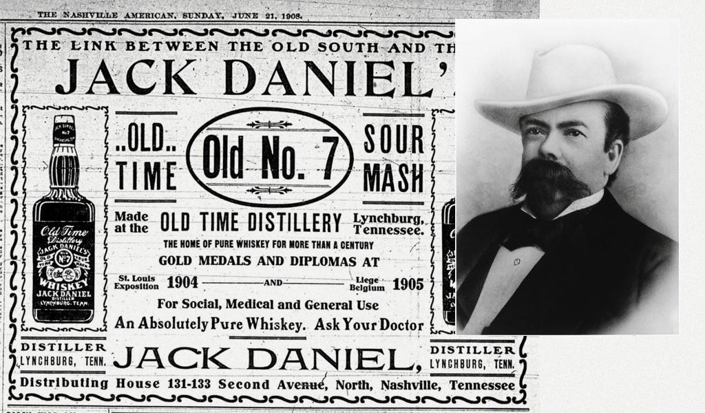 Jack Daniels history