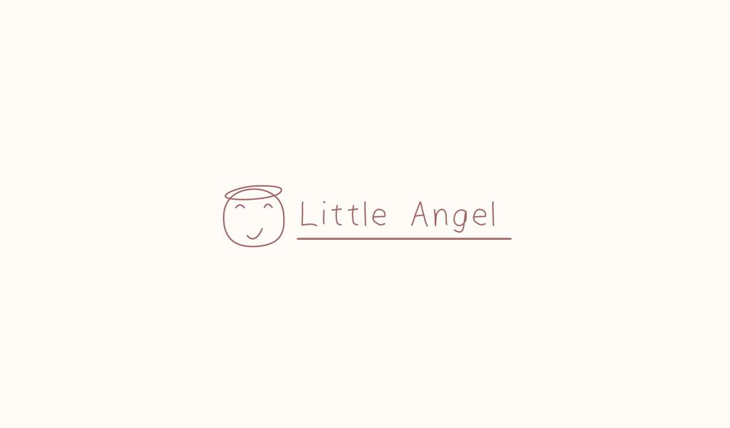 Little angel logo