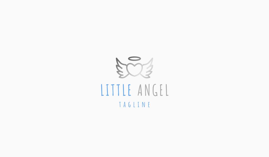 angel heart logo