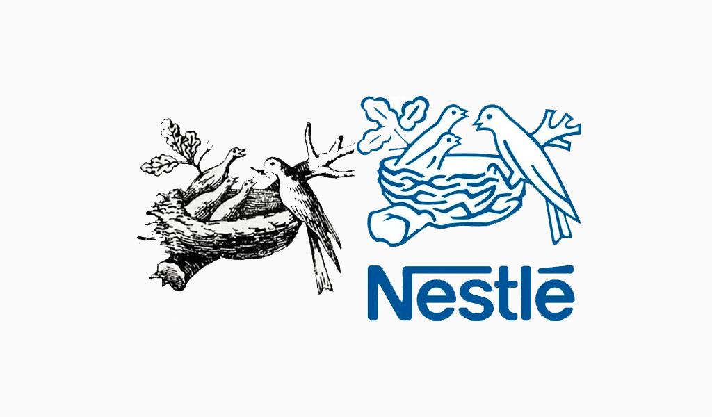 Nestle rebranding