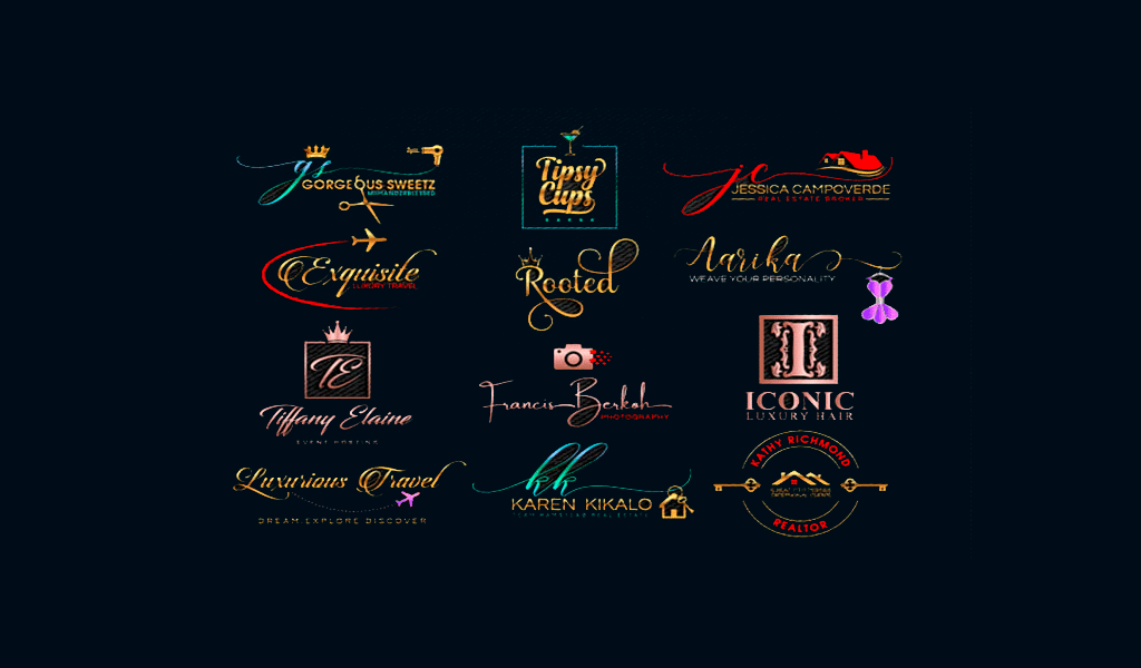 Signature logo