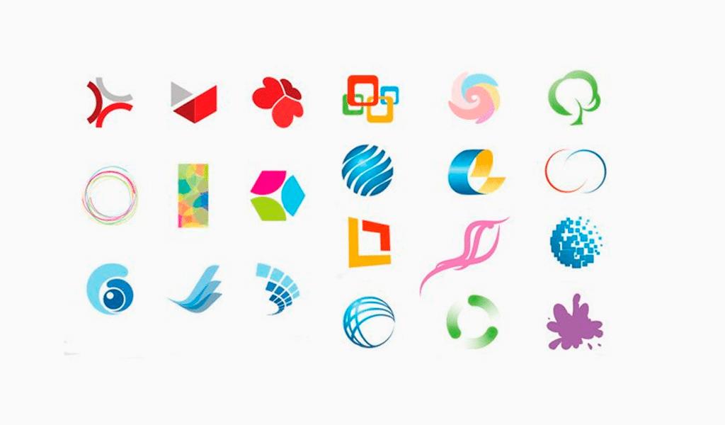 Logo shapes