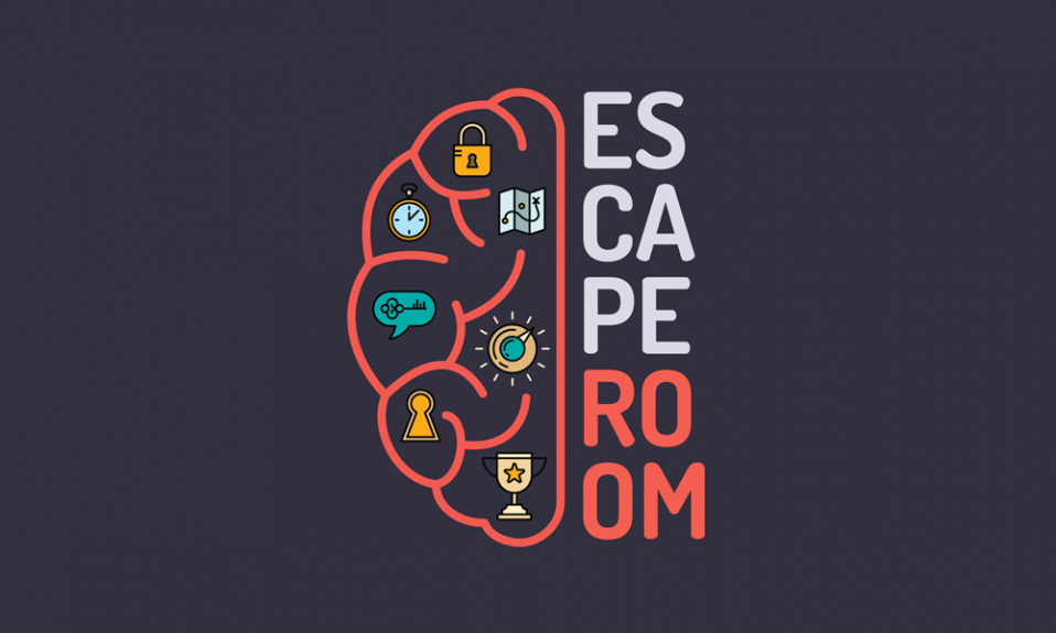 Escape room logo