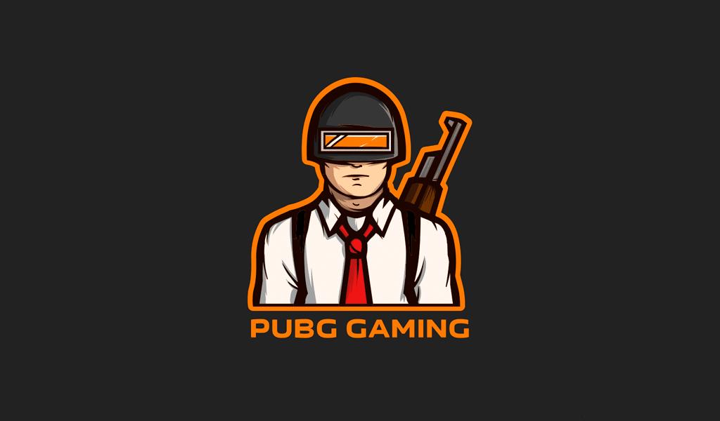 Pubg Gaming logo