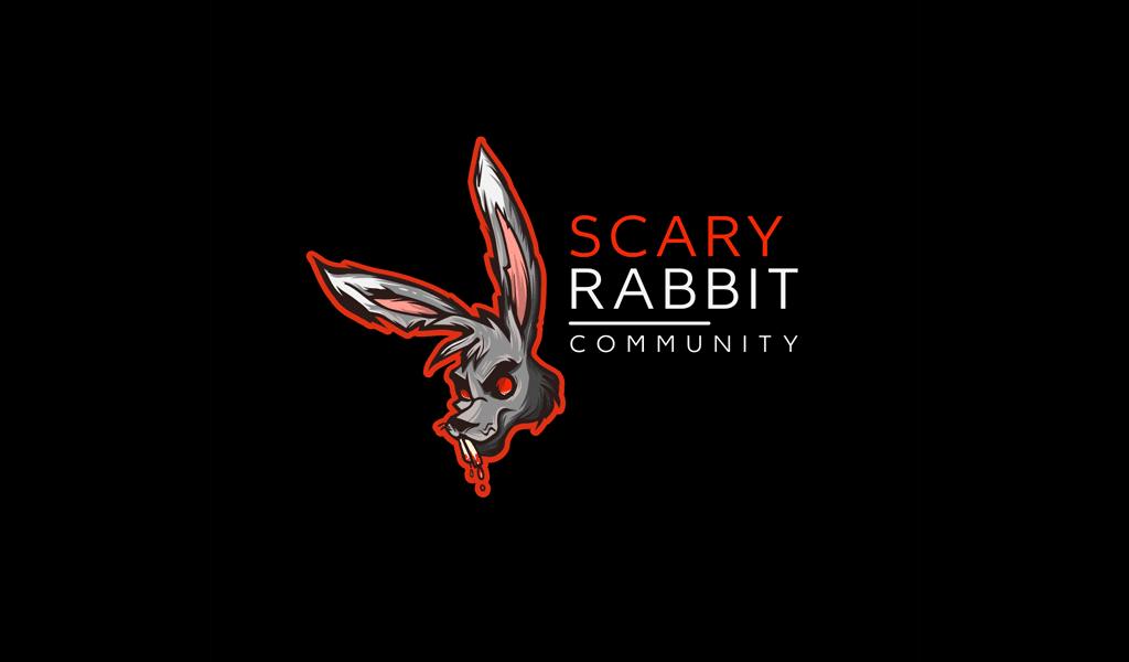 Scary Rabbit Gaming logo