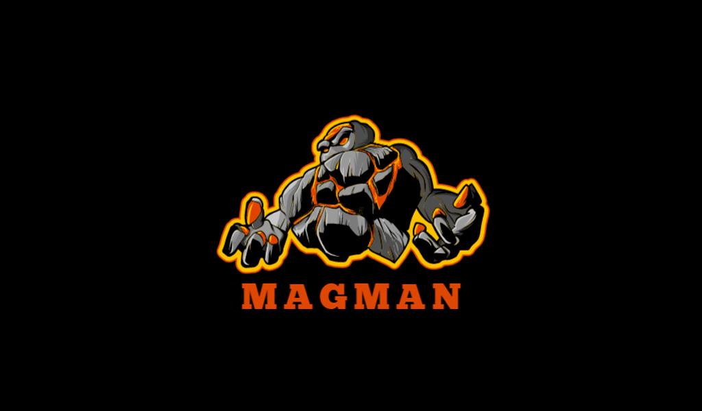 Magma Gaming logo